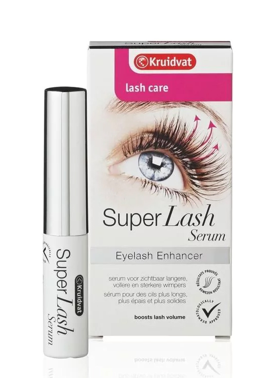 Review: Kruidvat Super Lash Serum voor langere wimpers: voor en na, getest