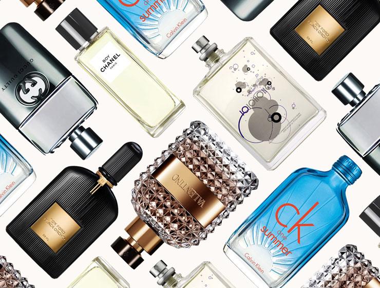 Gender benders: parfums voor hem en voor haar