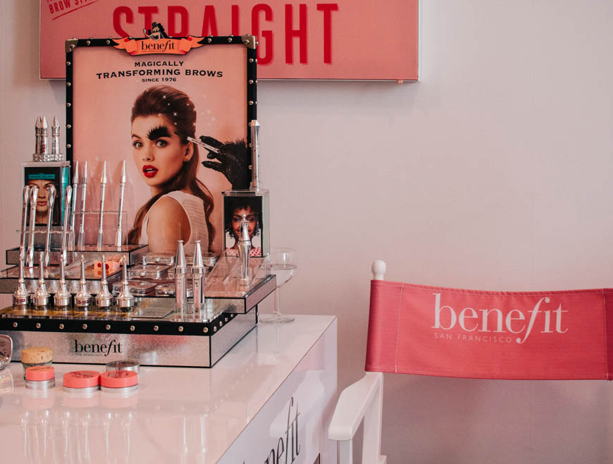 GETEST: De Brow Bar van Benefit review, voor en na