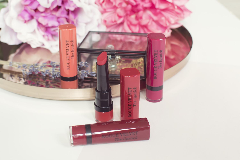 Review: Rouge The Velvet Lipstick van Bourjois