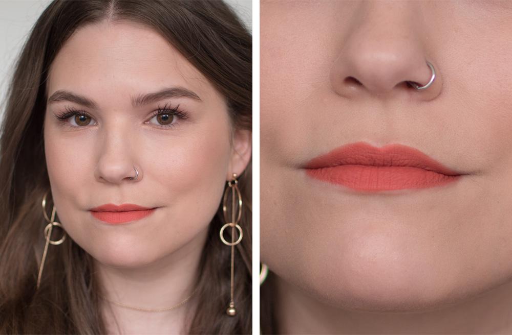 Review: Rouge Velvet The Lipstick in Abrico'dabra van Bourjois