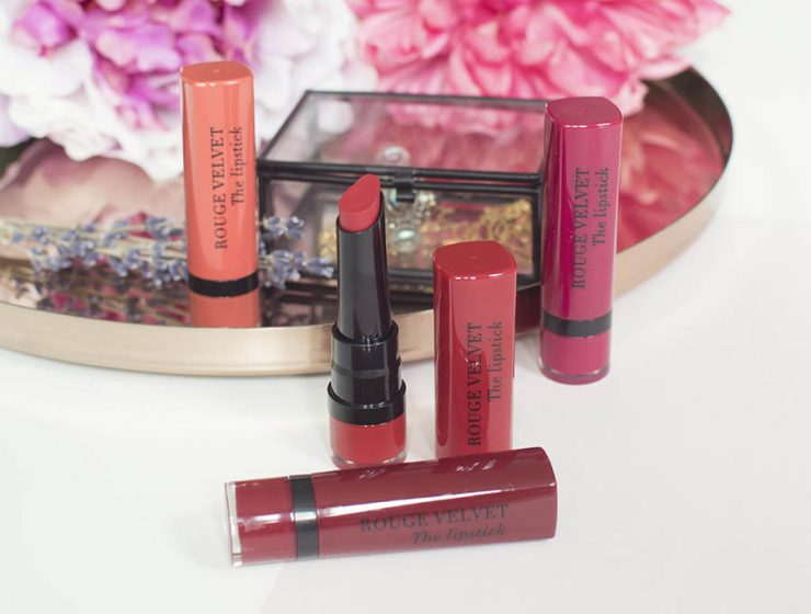 Review: Rouge The Velvet Lipstick van Bourjois
