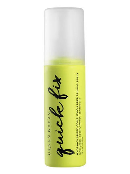Quick Fix Hydra-Charged Complexion Prep Priming Spray van Urban Decay