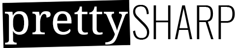 Pretty Sharp Logo