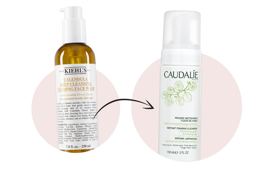 Review Cleansing Met Caudalie Pretty Sharp