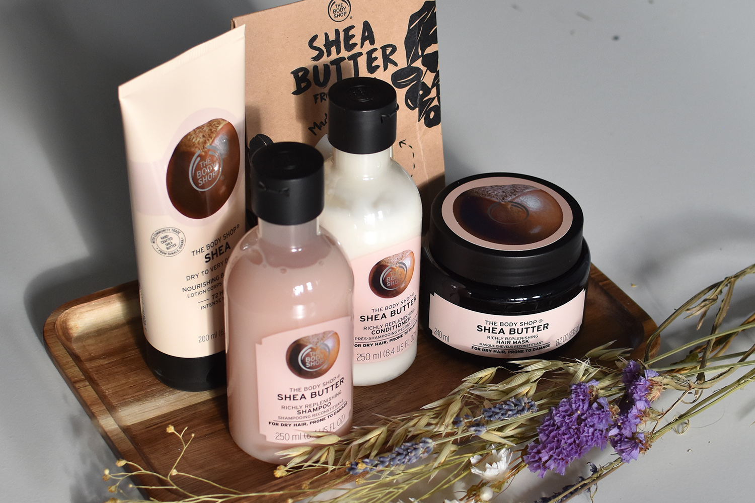 503f2aa460d Review  The Body Shop s extended Shea Butter Range